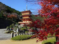 紀伊山地(熊野三山と参詣道) 2018.11.29