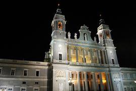 無料航空券で年末マドリード旅行 その8 マドリード街歩き シベーレス宮殿の展望台は閉ってた(T_T)