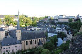 Luxenbourg~Alsace~Lorraine①