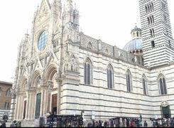 フィレンツェから日帰りでサンジミニャーノ・シエナへ