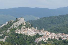 美しき南イタリア旅行♪ Vol.647(第21日)☆Pennadomo:美しい遠景「ペンナドーモ」♪