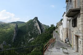 美しき南イタリア旅行♪ Vol.650(第21日)☆美しき村「ペンナドーモ」素晴らしい山岳風景♪