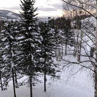 ルスツリゾートホテル2泊、北海道家族スキー旅行!パウダースノー!!