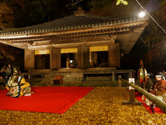 新蕎麦と富貴寺の紅葉を訪ねて