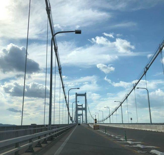 グリーンレモンを求めてしまなみ海道へ、そのまま四国へ渡り愛媛、高知、徳島の美味しいものと絶景をめぐる2泊3日の旅となりました。