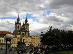 プラハにたゆとう Ⅰ.街 /ウィーン→ザルツブルグ→プラハ 2017夏