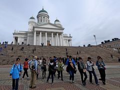 2018.9フィンランド職員旅行4-大聖堂,元老院広場,カウパットリ,テンペリアウキオ教会の定番コースにLoyly Helsinki