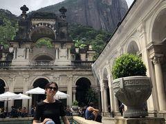リオデジャネイロ・・・街歩きとアート、建築を楽しむ旅①ガヴェア、ラゴア、ボタフォゴ地区