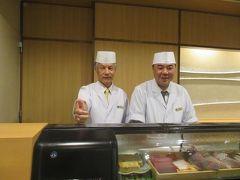 冬でも暖かい沖縄へ(10)アリビラ佐和でまたまた寿司食べ放題。だっておいしくってお得なんですものwww