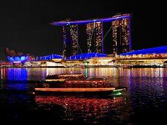 修行じゃないけど…シンガポールほぼ24時間ステイ