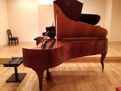 フォルテピアノ(1830年代ライプツィヒ・トレンドリン製作)を弾く
