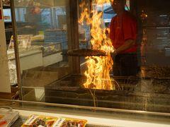 戻りカツオシーズンの高知旅2泊3日 3日目 日曜市とひろめ市場。高知の喫茶店のモーニングはすごかった。