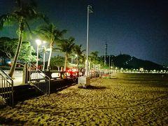 またもや世界最長の海上橋「港珠澳大橋」を通って 香港から珠海マカオ旅3★珠海夜のお散歩そして海鮮 ~海浜公園・新成海鮮酒家~