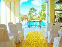 バリ島のカサブランカスィートというヴィラで結婚式をしてきました。