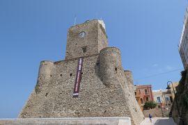 美しき南イタリア旅行♪ Vol.663(第22日)☆Termoli:美しき古城「テルモーリ城」♪