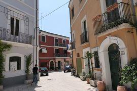 美しき南イタリア旅行♪ Vol.668(第22日)☆美しきテルモーリ旧市街:お土産を買う♪