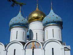 2018年09月ロシア(21) トロイツェ・セルギエフ大修道院