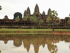 カンボジア・アンコールワットへの旅