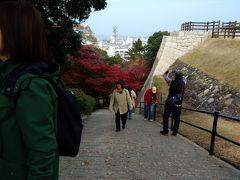 ツアーで四国4県へ(´艸`*) パートⅡ ガイドさんが付くのは丸亀城のみ