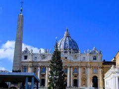 初冬のイタリア ヴェネチア、フィレンツェ、ローマ 9日目 @ローマ