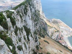 シニア夫婦のスペイン・ポルトガル周遊旅行(22)ジブラルタル・ロックからの絶景