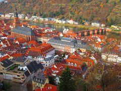 メルヘンの世界に飛び込んできた。ドイツ・クリスマスマーケットを満喫の旅【2】 ~ドイツ最古の大学街・ハイデルベルクの街歩き~