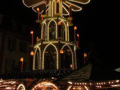 メルヘンの世界に飛び込んできた。ドイツ・クリスマスマーケットを満喫の旅【3】 ~ハイデルベルクのクリスマスマーケット~