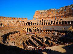 「夢のイタリア8日間」 part⑤ 世界遺産の街「ローマ」&「ヴァチカン市国」観光♪♪♪♪♪
