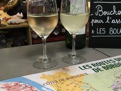 再会のワインとフォアグラとカヌレ