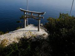 カラフルな気球が見たい!(2)琵琶湖横断熱気球大会と竹生島 ―湖西一泊二日の旅―