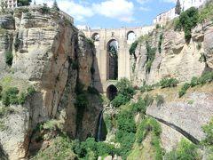 シニア夫婦のスペイン・ポルトガル周遊旅行(23)要塞都市ロンダでも城壁を楽しむ