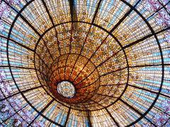 スターアライアンス ビジネスクラスで行く3週間で世界一周(21)「バルセロナ2日目 カタルーニャ音楽堂」