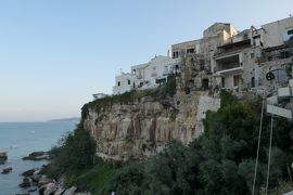 美しき南イタリア旅行♪ Vol.682(第22日)☆美しきビエステ旧市街:黄昏のアドリア海♪
