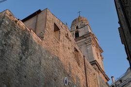 美しき南イタリア旅行♪ Vol.683(第22日)☆美しきビエステ旧市街:黄昏の大聖堂♪