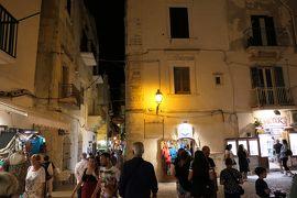 美しき南イタリア旅行♪ Vol.685(第22日)☆夜景の美しいビエステ旧市街♪