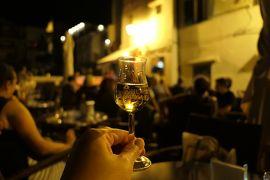 美しき南イタリア旅行♪ Vol.686(第22日)☆夜景の美しきビエステ旧市街:素敵なバー「Carpenter」♪