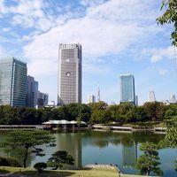 東京さんぽ2018年初秋 〜 気の向くままに、浜離宮〜浅草、皇居〜谷中銀座