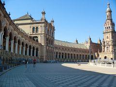 シニア夫婦のスペイン・ポルトガル周遊旅行(25)セビージャ・スペイン広場からトリアナ地区を経てメトロポールパラソルへ