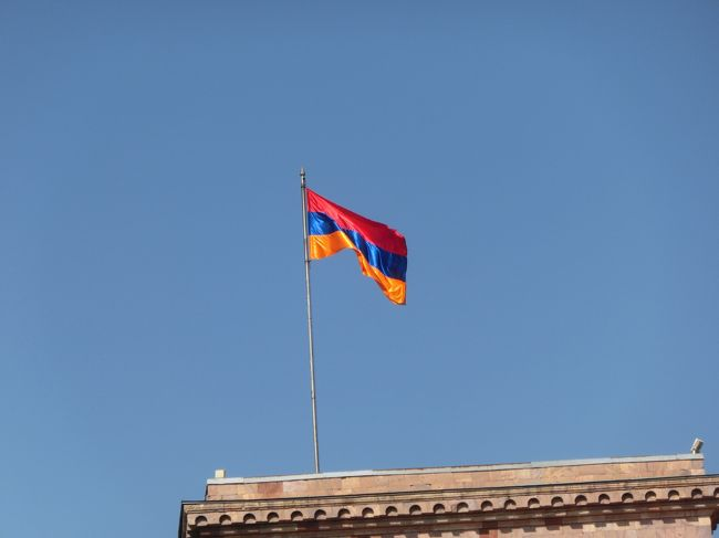 ジョージアに引き続き、アルメニアを訪問。<br /><br />ジョージアと同じく古い歴史を持った国として、様々な文化がありました。