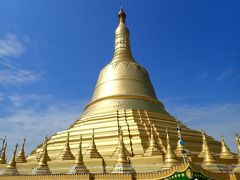 ミャンマー③:モン族の都バゴーとシュエダン・パゴダ
