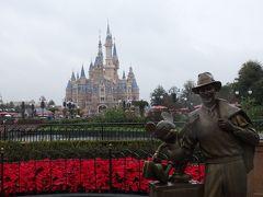 上海蟹と上海ディズニーランドと小籠包2泊3日旅 その2