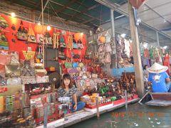 amazing THAILAND! (3)ココナッツファームからダムヌンサドゥアク水上マーケットへ・・・