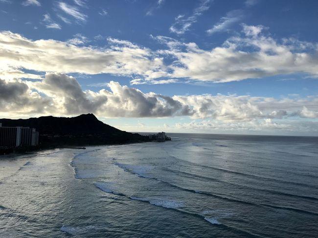 2018年10月kikiさんのまいどまいどのHawaii ⑥ 久々にデューク様にもご挨拶!7日目も目一杯楽しみましたよ~