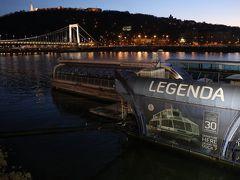 2018 ハンガリー・スロバキア・チェコ周遊 10日間 (2) evening cruise