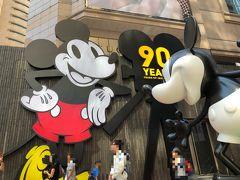 香港 HKDL ハロウィン1泊3日☆ミッキー90th 世界最大のマウスパーティー