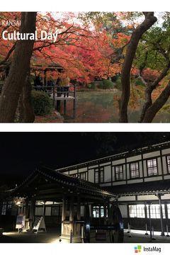 京の週末 「関西文化の日」京都鉄道博物館 & 京都府立植物園