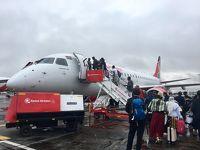 ケニア航空のマヨットまでのフライトとパマンジのAirbnb。
