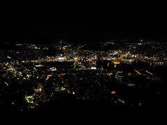 長崎の旅② 市内観光と夜景