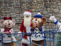 シニアトラベラー!クリスマスディズニーシーと丸の内グルメとイルミネーション満喫の旅
