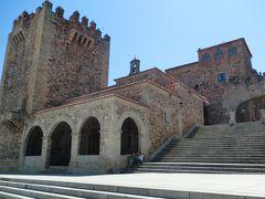 シニア夫婦のスペイン・ポルトガル周遊旅行(27)中世の街を閉じ込めた城塞都市・カセレス旧市街